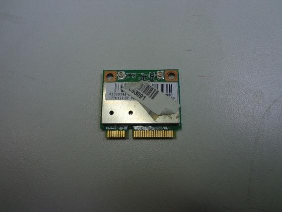 Placa Wifi Notebook Lenovo Ideapad S10-3