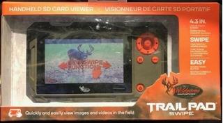 Wildgame Innovations Trail Pad Deslizar Visor De Tarjeta Sd