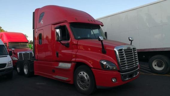 Freightliner Cascadia 2018 Rojo