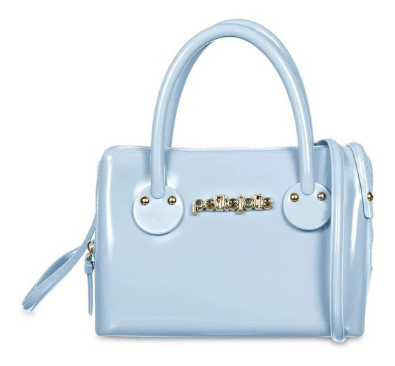 Bolsa Infantil Petite Jolie Azul Claro 4231in