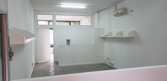 Alquiler Oficina 45m2 En Beccar. Edificio Agora