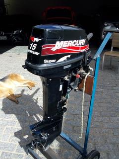 Motor De Popa 15 Super, Mercury, Motorização Tohatsu