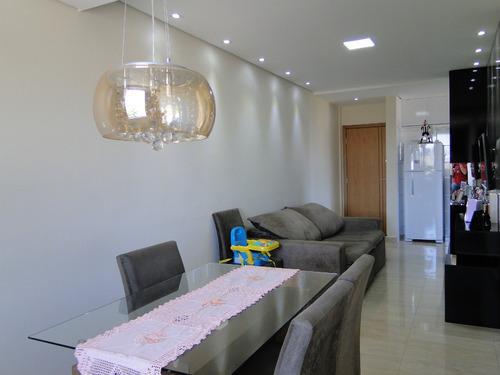 Imagem 1 de 28 de Apartamento À Venda, 2 Quartos, 1 Suíte, 2 Vagas, Novo Eldorado - Contagem/mg - 23355