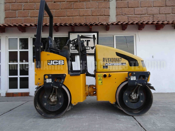 Jcb Vmt260 Compactador / Rodillo / Plana