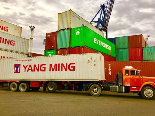 Contenedores Maritimos Containers Usados 20/40 Chubut.