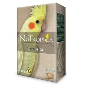 Ração Nutrópica Natural Para Calopsita - 300g Premium