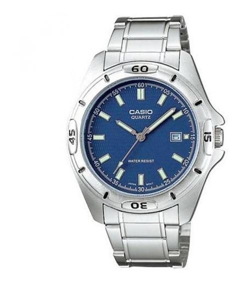 Reloj Casio Modelo Mtp-1244d-2a Original Mas Envio Sin Costo