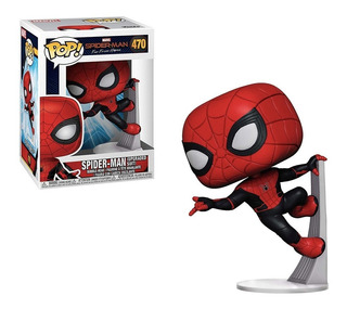 Funko Pop Spider-man Upgraded Suit Far From Home 100original
