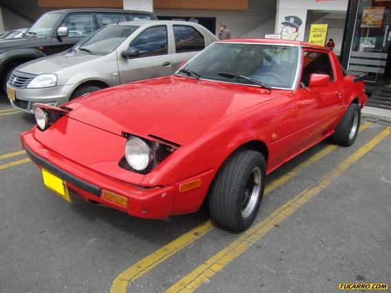 Mazda Rx-7 Deportivo