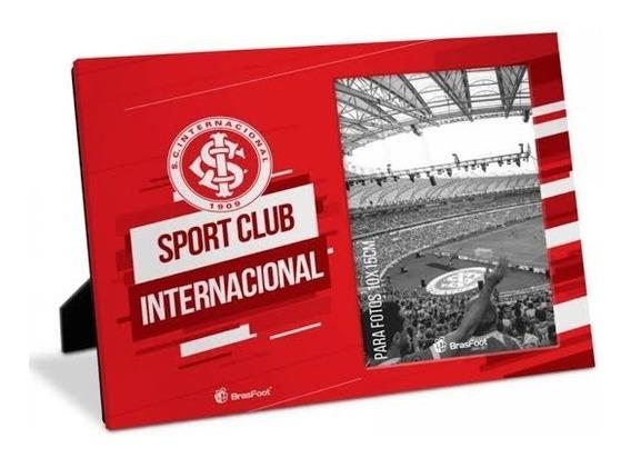 Porta Retrato Futebol Internacional Foto 10x15 Cm