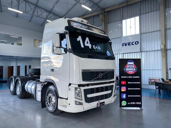 Volvo Globetrotter Fh 540 6x4 2014