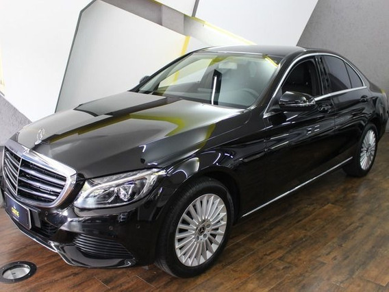 Mercedes-benz C-180 Cgi Exclusive 1.6 16v Turbo, Qwu1828