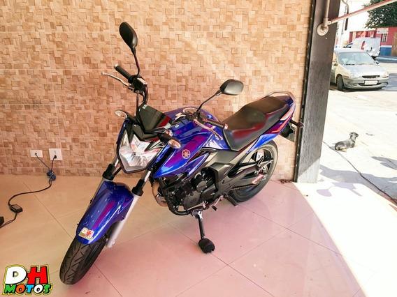 Yamaha Fazer Flex 250 - 2016