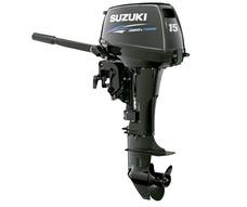 Suzuki Dt15 Al Fuera De Borda 2 Tiempos Nuevo