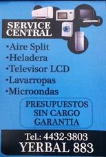 Reparacion De Heladeras Lavarropas Microondas A Domicilio Ya