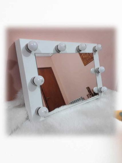 Espejo Maquillaje Hollywood Camerino - 8 Luces