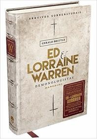 Ed & Lorraine Warren Demonologistas Arquivos Frete 10 Reais