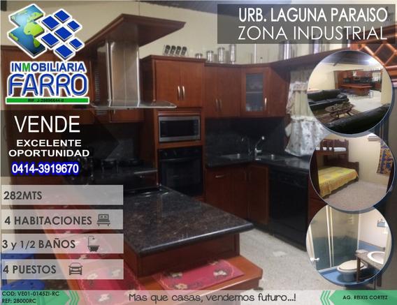 Venta De Casa En La Zona Industrial Ve01-0145zi-rc