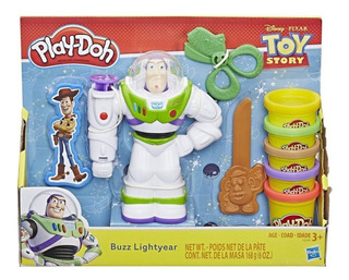 Toy Story - Play Doh - Buzz Lightyear - Disney Oficial