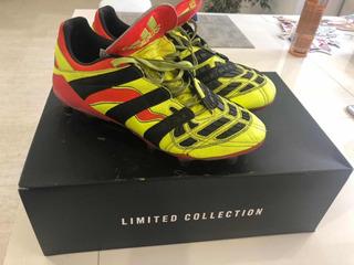 Zapato De Fútbol Adi Predator Accelerator, Edición Limitada