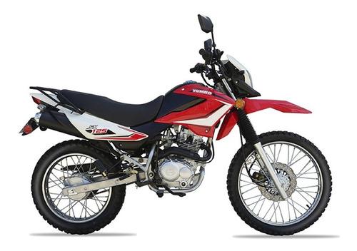 Yumbo Sk 125 Moto Nueva 0km + Obsequios Fama