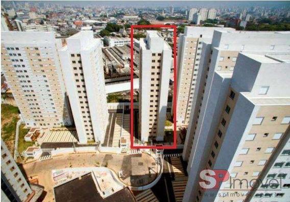 Apartamento Para Venda Por R$227.000,00 - Brás, São Paulo / Sp - Bdi21200