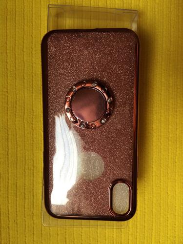 Estuche De Gel Para iPhone X