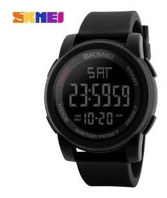 Relógio Skmei 1257 Original Digital Promoção Preto
