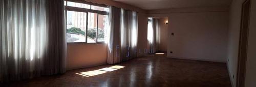 Imagem 1 de 13 de Apartamento Com 3 Dormitórios À Venda De 135 M² Por R$ 1.113.000 Na Vila Mariana - Ap12467
