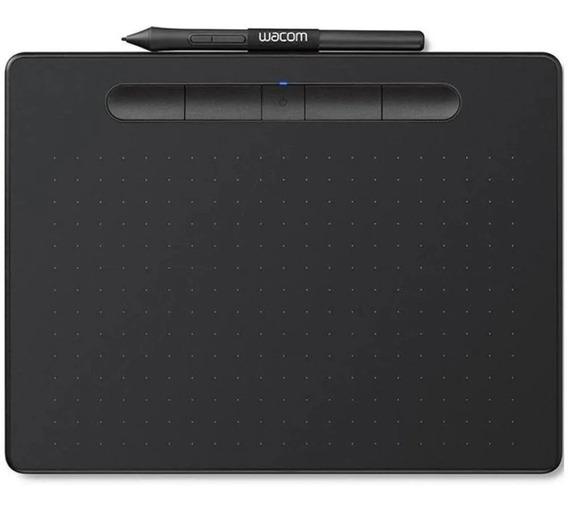 Wacom Ctl4100wlk0 Intuos Pequena C/ Bluetooth 37489