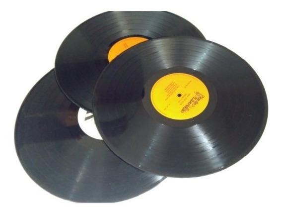 Disco Vinil Lp - Artesanato (80 Unidades)