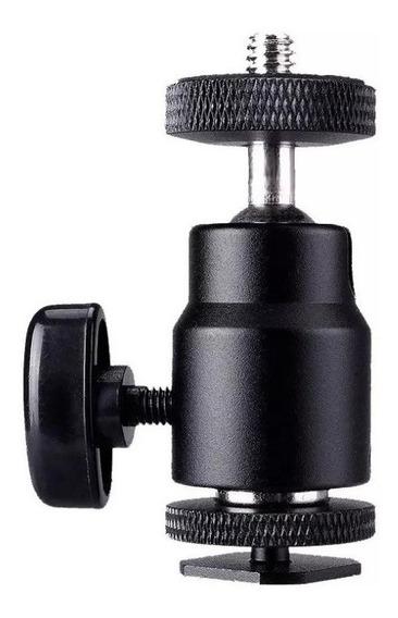 Suporte Neewer Ballhead Cabeça Ring Light Câmera Celular 1/4