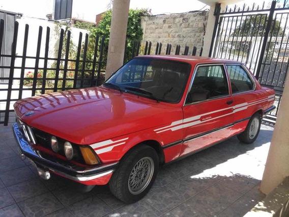 Bmw 320 Año 1981