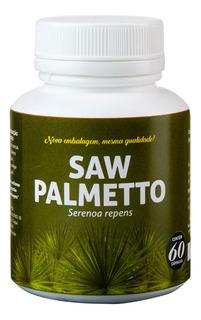 Saw Palmeto 500mg 60 Cápsulas - Natu Vitty
