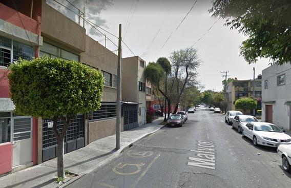 Casa En Col Nueva Santa Maria Azcapotzalco Cdmx Df 166m2t