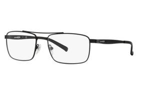 396be31bc Armação Oculos Grau Arnette An6119 696 Preto Fosco