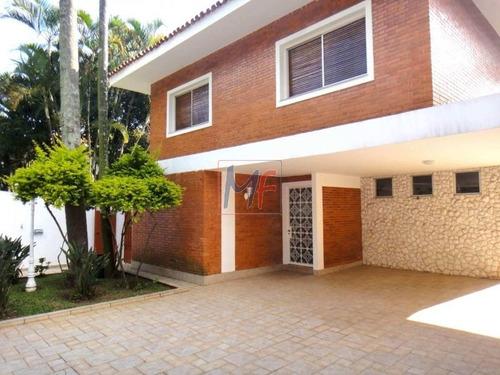 Imagem 1 de 5 de Ref: 12.509 Linda Casa Localizada No Bairro Jardim Morumbi, Com 6 Dorms (2 Suítes), 7 Vagas, Sendo 450 M² A.c E 900 M² De Área De Terreno. - 12509