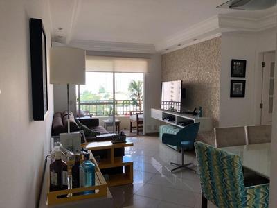 Lindo Apartamento Para Locação No Jardim Marajoara I 3 Dormitórios Sendo 1 Suíte I Varanda I 2 Vagas I 94m² - Ap1145