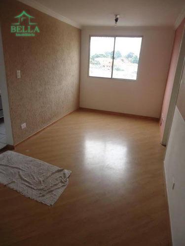 Apartamento Residencial Para Locação, Vila Pirituba, São Paulo. - Ap0992