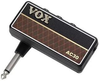 Amplificador Vox Amplug Headphone Guitar Amp Ap2-ac