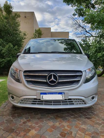 Mercedes-benz Vito 2.0 Tourer At 8 Pas