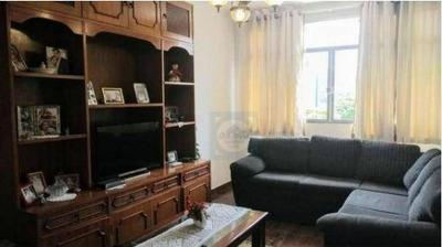 Apartamento Com 3 Dormitórios À Venda, 110 M² Por R$ 309.000 - Itararé - São Vicente/sp - Ap2851