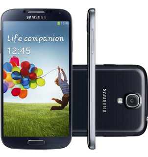 Samsung Galaxy S4 I9515 4g - Android 4.2, 13mp, De Vitrine