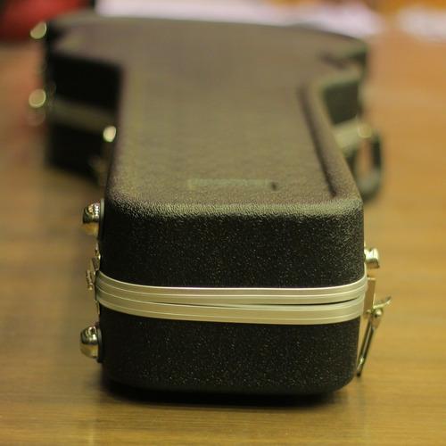 Hard Case Standard Baixo Abs Preto Bc 541 Bk