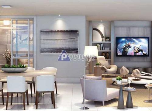 Apartamento À Venda, 3 Quartos, 1 Suíte, 2 Vagas, Recreio Dos Bandeirantes - Rio De Janeiro/rj - 23597