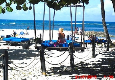 Beachfront Vacation Rental. Playa Dorada, Puerto Plata