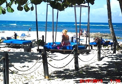 Beachfront Vacation Apt. Playa Dorada, Puerto Plata