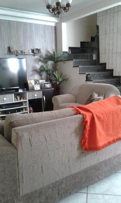 Casa Em Vila São Jorge, São Vicente/sp De 125m² 3 Quartos À Venda Por R$ 350.000,00 - Ca221951