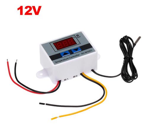 Imagen 1 de 6 de Xh-w3001 Controlador De Temperatura Inteligente De