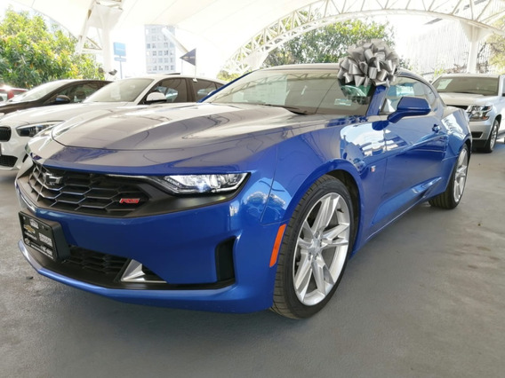 Chevrolet Camaro 2019 Rs, Agencia